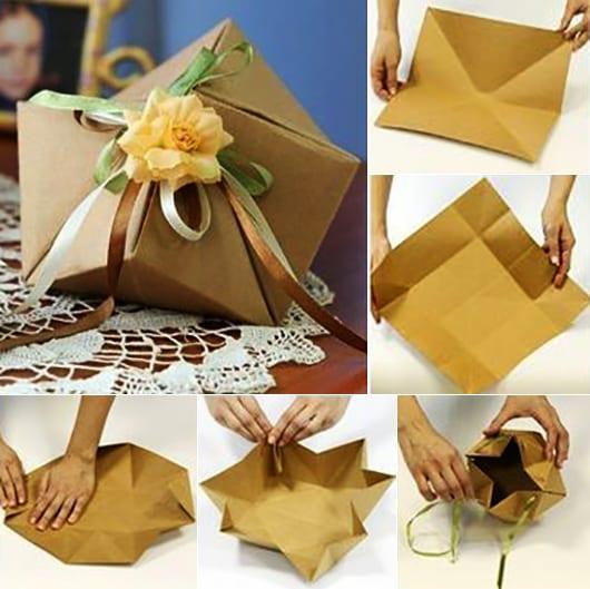 geschenkverpackung als faltkarton basteln