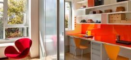 Das kleine Home-Office modern und gemütlich einrichten