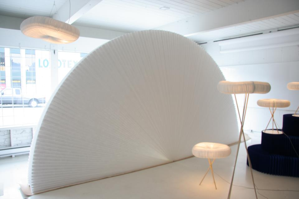 kreative raumteiler ideen mit mobilen faltwand raumteiler