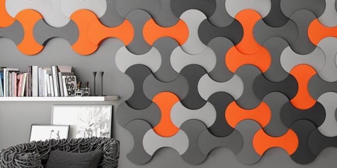 Kreative Wohnideen Für Moderne Wandgestaltung Wohnzimmer Und Farbgestaltung  Wände In Orange Und Grau Awesome Ideas