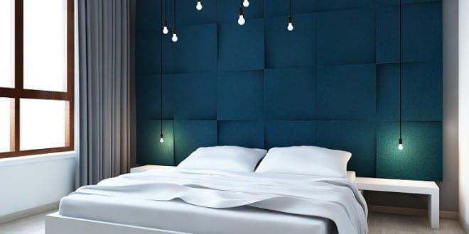 Wohnideen Jugendzimmer Farbgestaltung kreative wohnideen schlafzimmer und farbgestaltung wände in blau freshouse