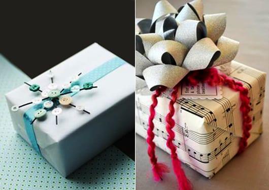 geschenk originell verpacken