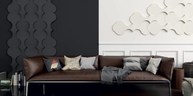 Wohnidee Für Moderne Wandgestaltung Und Farbgestaltung Wohnzimmer