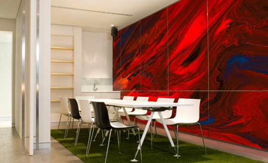 Wandgestaltung Ideen F R Moderne Wandgestaltung Mit Farbe