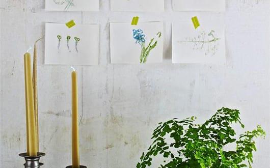 moderne herbstdeko basteln. Black Bedroom Furniture Sets. Home Design Ideas