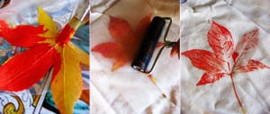 coole-und-kreative-herbstdeko-basteln-mit-bäume-blätter-abdrück ...