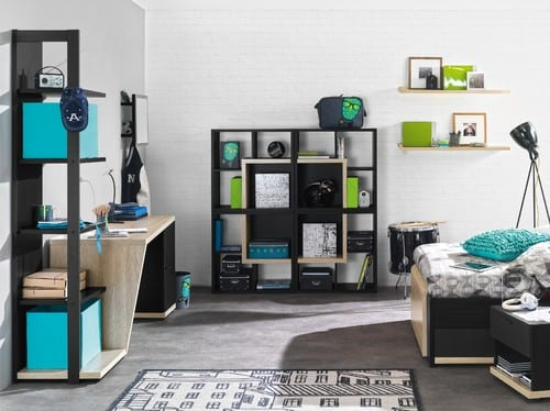 coole zimmer ideen f r jugedliche und kreative. Black Bedroom Furniture Sets. Home Design Ideas