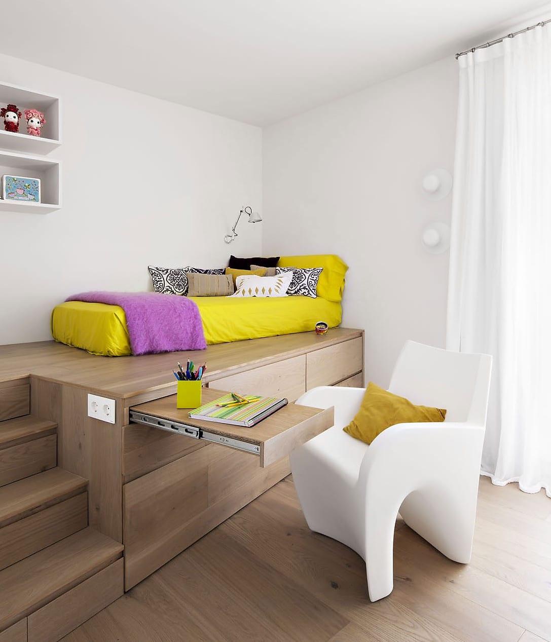 Zimmer Deko Ideen Für Jugendliche Und Moderne Judendzimmer  Einrichtungsideen Mit Platzsparenden Möbel Und Kreative Idee Für