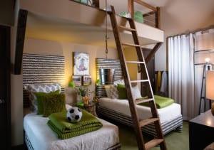 coole zimmer ideen f r jugendliche und jugendzimmer einrichtungsideen mit etagenbett und. Black Bedroom Furniture Sets. Home Design Ideas