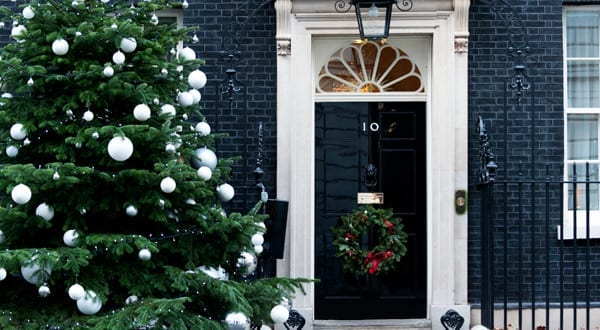 Haustüren mit Stil – auch zur Weihnachtszeit ein Blickfang
