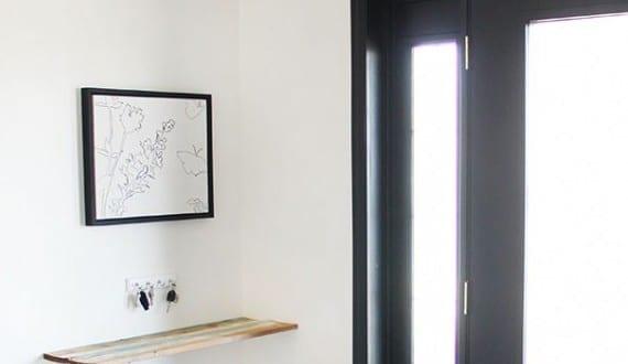 kleiner eingangsbereich gestalten mit still kluge einrichtungsideen f r kleine r ume freshouse. Black Bedroom Furniture Sets. Home Design Ideas