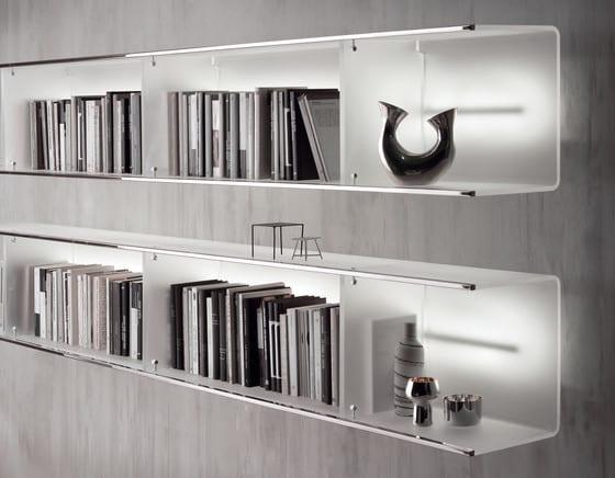 Moderne wandregale als led regale f r moderne for Moderne wandregale wohnzimmer