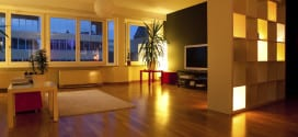 Wohnzimmer gestalten bambus deko wohnzimmer freshouse - Beleuchtungsideen wohnzimmer ...