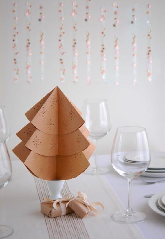 Weihnachtlich dekorieren mit diy weihnachtsb umen freshouse for Dekoideen weihnachtsbaum