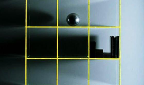 wandregale aus glas f r moderne wandgestaltung und. Black Bedroom Furniture Sets. Home Design Ideas