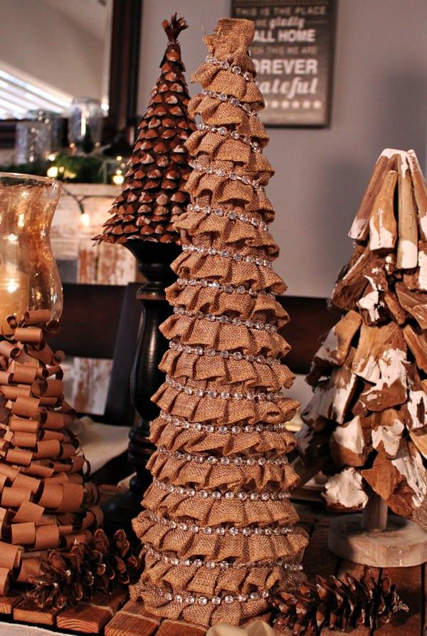 coole dekoideen weihnachten und kreative bastelideen weihnachten