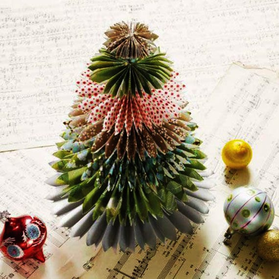 bastelideen weihnachten für coole Tischdeko weihnachten