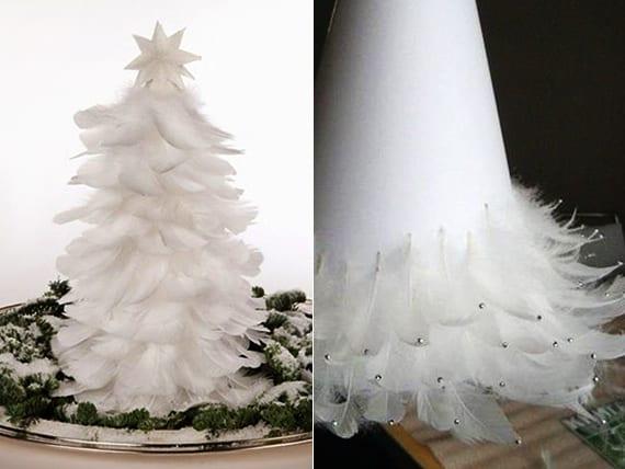 bastelideen weihnachten und tischdeko weihnachten basteln