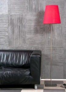coole wand streichen ideen und techniken mit pinsel oder kamm f r moderne wandgestaltung mit. Black Bedroom Furniture Sets. Home Design Ideas