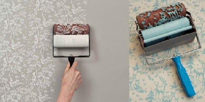 coole wand streichideen und streichtechniken f r kreative. Black Bedroom Furniture Sets. Home Design Ideas
