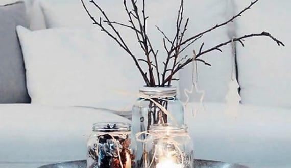 dekoideen weihnachten f r moderne tischdeko weihnachten. Black Bedroom Furniture Sets. Home Design Ideas