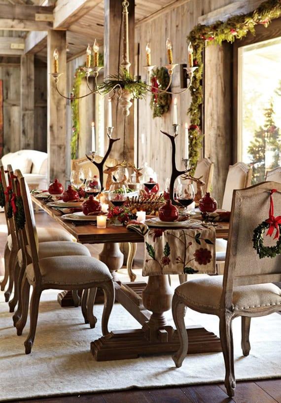 weihnachts deko für fenster_coole tischdeko weihnachten
