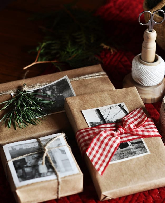 geschenke schnell kreativ und originell verpacken freshouse. Black Bedroom Furniture Sets. Home Design Ideas