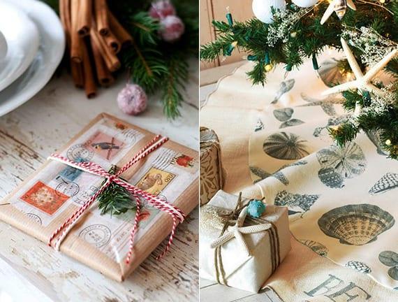 geschenke originell und schnell verpacken