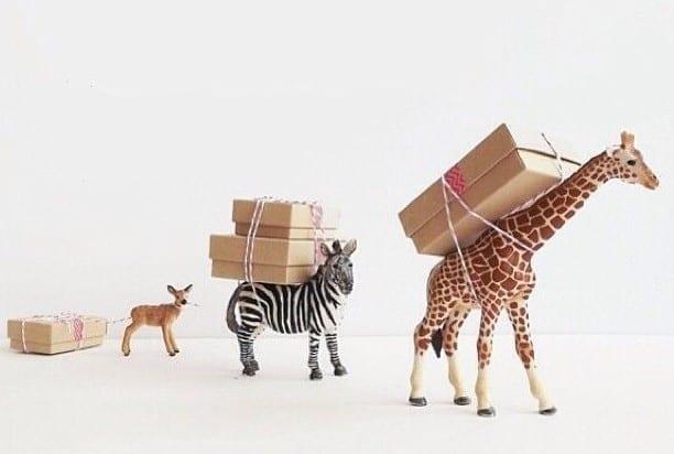 coole idee für kreatives Geschenke Verpacken kleiner Geschenke_originelle geschenkverpackung
