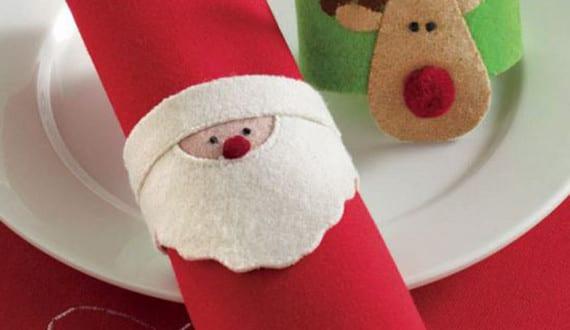 servietten falten f r weihnachten weihnachtliche. Black Bedroom Furniture Sets. Home Design Ideas