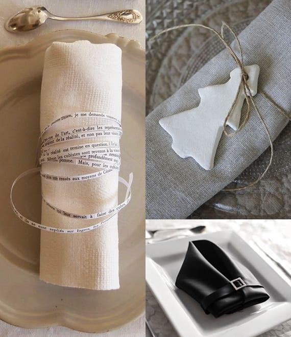 servietten falten interessante ideen und serviettentechnik f r festliche tischdeko freshouse. Black Bedroom Furniture Sets. Home Design Ideas