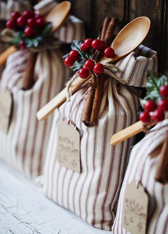 geschenk verpacken ideen für selbstgemachte geschenke zu weihnachten