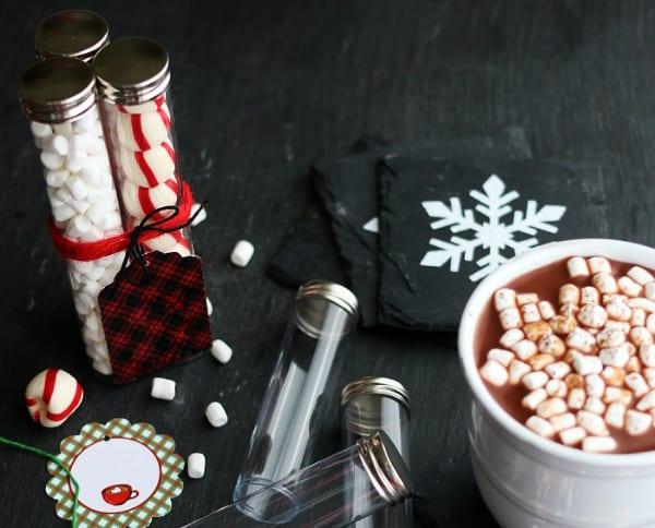 geschnkideen für selbstgemachte geschenke aus der küche zu weihnachten_Idee für DIY-Weihnachtsgeschenke