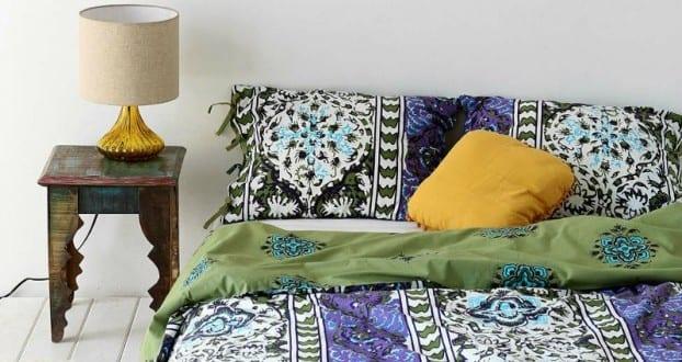 50 schlafzimmer ideen im boho stil kleine schlafzimmer - Kleines schlafzimmer gemutlich gestalten ...
