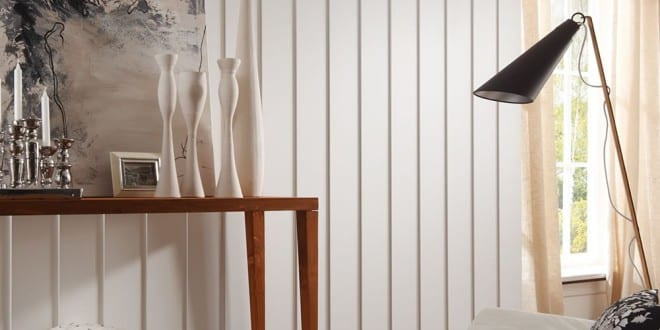 Wandpaneele als Trend moderner Wandgestaltung und Inneneinrichtung