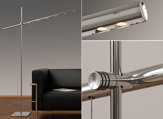 moderne Leuchten für moderne Wohnzimmereinrichtung