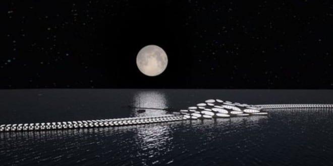 Außergewöhnliche und besondere Hotels – Kreuzfahrt mit dem Hotelschiff MORPH