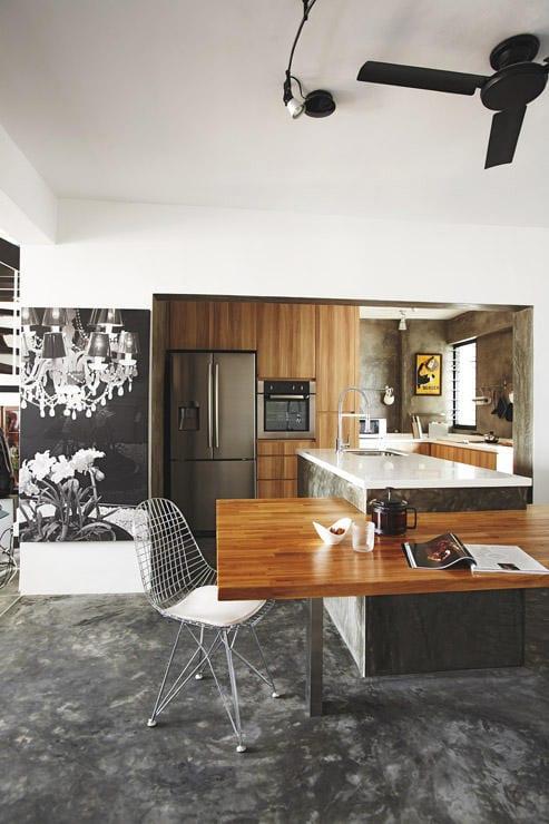 Estrich - der Fußboden im Industrial Style - fresHouse