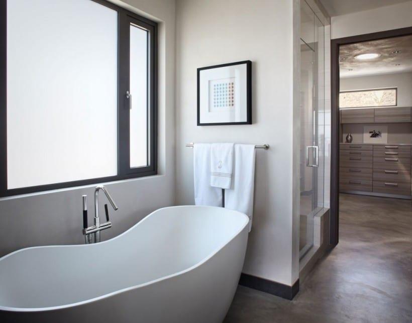 badezimmer ideen für moderne einrichtung badezimmer mit badewanne und duschkabine