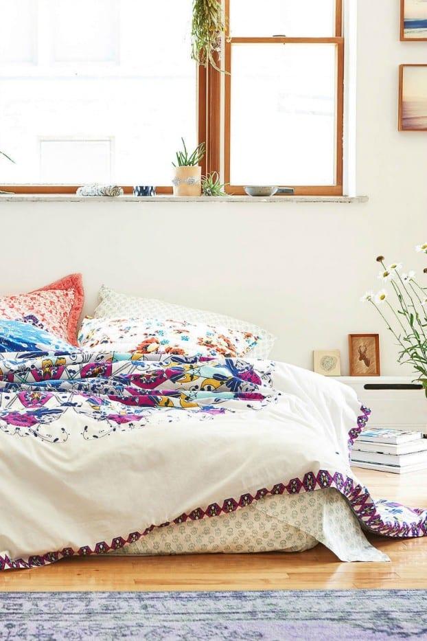 schöner wohnen schlafzimmer ideen für kreative schlafzimmereinrichtung in weiß