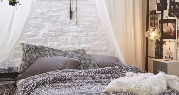schlafzimmer ideen im boho stil_schlafzimmer gestalten in ...