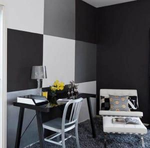 ideen für wohnzimmer streichen: wohnzimmer farben ideen f?r dunkle ... - Wohnzimmer Schwarz Streichen