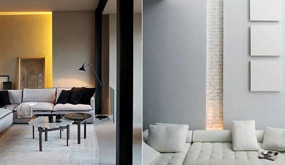 beleuchtungsideen und das richtige lichtkonzept mit led einbauleuchten f r jeden raum freshouse. Black Bedroom Furniture Sets. Home Design Ideas