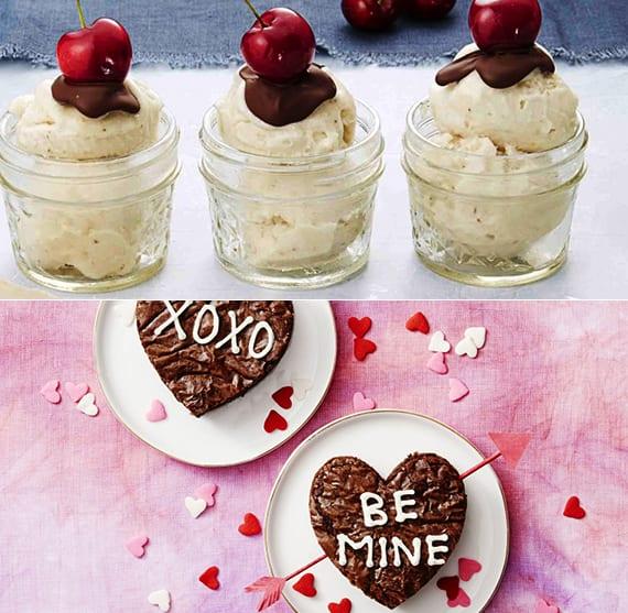 Valentinstag Geschenkideen und Rezepte