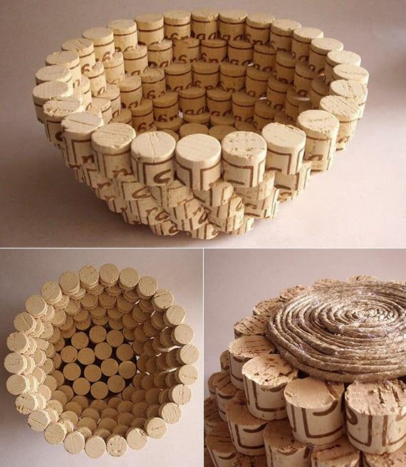 Basteln mit Korken - 30 kreative und einfache Bastelideen ...