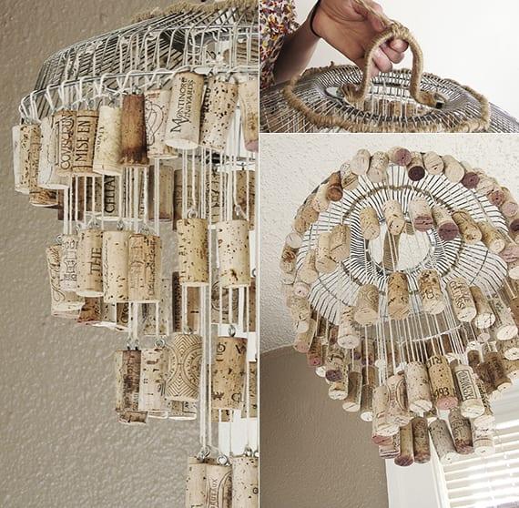 einfache bastelideen zum lampe selber bauen