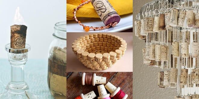 Basteln mit Korken – 30 kreative und einfache Bastelideen