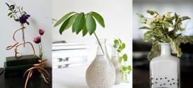 DIY Vase als Dekoidee und selbstgemachtes Geschenk