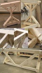schreibtisch selber bauen ideen f r tisch bauen aus holz freshouse. Black Bedroom Furniture Sets. Home Design Ideas