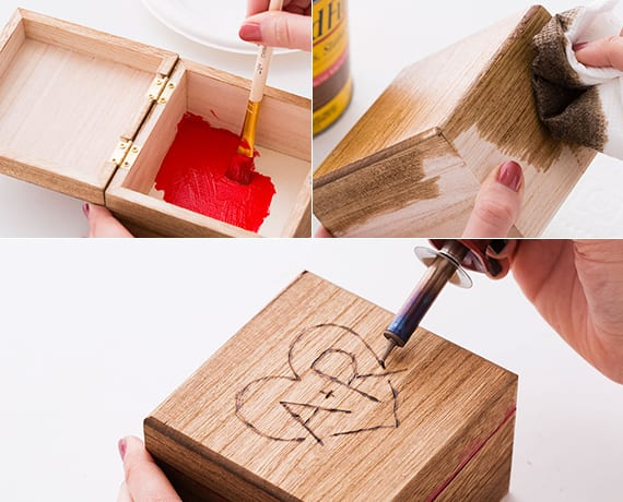 originelle Geschenke selber machen_einfache Bastelideen für selbstgemachte Geschenke für freundin und Freund